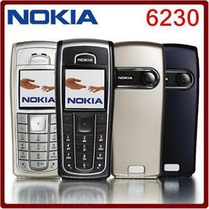 nokia 6230 6230i bluetooth mp3 fm 1 3mp cheap original unlocked rh ebay com nokia 6230i manual pdf nokia 6230i manual dansk