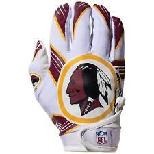 Washington Redskins Franklin Sports NFL Youth Football Receiver Gloves ( Pair)