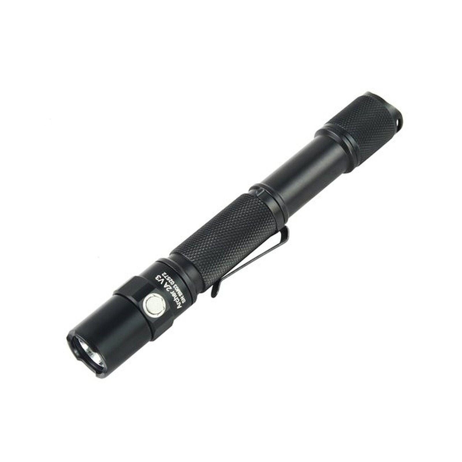 ThruNite Archer 2A V3 Neutral White 500 Lumens AA LED Flashlight Free Shipping