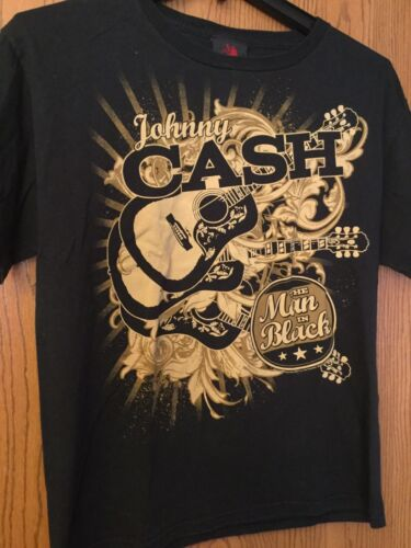 Johnny Cash - 2009 Black Shirt.  Zion.  S.