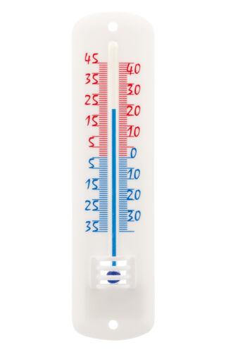 blanc Thermomètre classique à alcool Otio