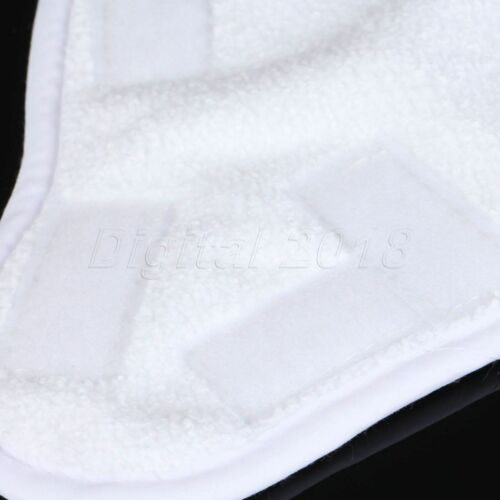3Pcs Microfibre Steam Mop Pads Set for H20 X5 Cleaning Cloth Washable Replace