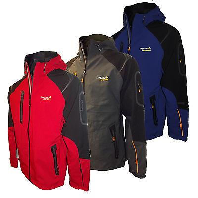 Regatta Mens Jacket Maximise 20,000 Isotex or Headwind / Neon/ Softshell stretch