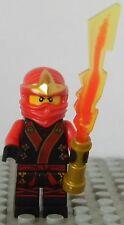 LEGO NINJAGO: KIMONO KAI & ELEMENTAL FIRE BLADE, 2013 SERIES. NEW