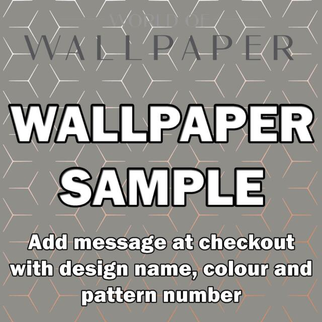 Wallpaper Sample - Choose From Our Wide Range - See Decription