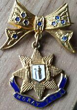 Buckie Moray Scotland Small Town Crest Pin Badge