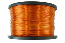 Magnet Wire 18 AWG Gauge Enameled Copper 3.5lb 700ft 200C Magnetic Coil Winding
