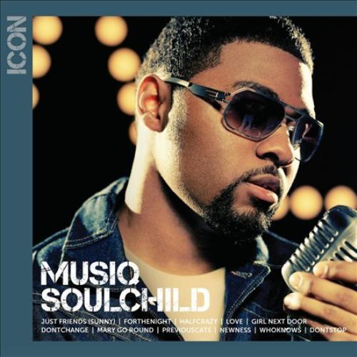 soulchild musiq icon cd