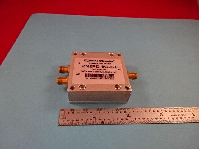 Mini circuits divider ghz zn2pd