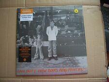 IAN DURY - NEW BOOTS AND PANTIES - SAINSBURY'S ORANGE VINYL LP - NEW & SEALED 2