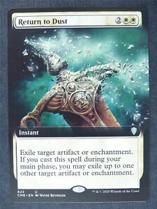 Return to Dust Extended Art - Mtg Magic Cards #L0