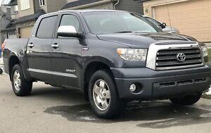 2007 Toyota Tundra Limited CrewMax 4WD