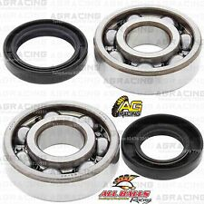 All Balls Crank Shaft Mains Bearings & Seals Kit For Yamaha YZ 125 1989 MotoX