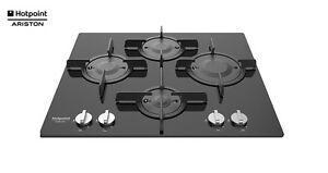 HOTPOINT-ARISTON FTGHG 641 D/HA (BK) integrato Gas Cucina Piastra ...