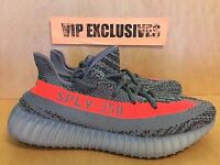 Adidas Yeezy 350 V2 Boost Low SPLY Kanye West Beluga Solar Red BB1826