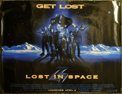 Lost In Space (1998) 720p BluRay x264 AAC ESub Dual Audio [Hindi + English] 1.10GB Download | Watch Online