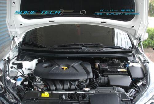 Carbon Fiber Strut Lift Hood Shock Damper for 09-15 Hyundai ix35 SUV Tucson ix