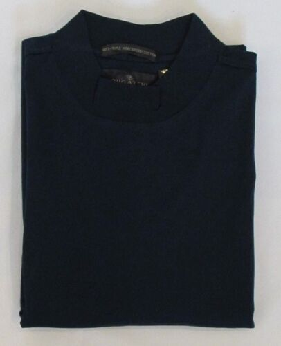 NEW MEN'S BUGATCHI UOMO CLASSIC FIT L//S MERCERIZED KNIT MOCK,PICK SIZE /& COLOR