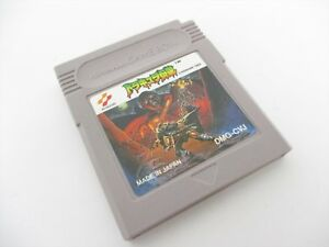 Game-Boy-Nintendo-CASTLEVANIA-DRACULA-LEGEND-Import-Japan-Cartridge-Only-gbc