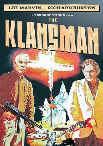 The Klansman (1974 Lee Marvin) DVD NEW