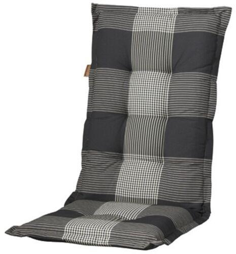 Gartenmöbel Hochlehner Sessel Auflagen Polster Kissen 8 cm NEU C 184 Gartenstuhl