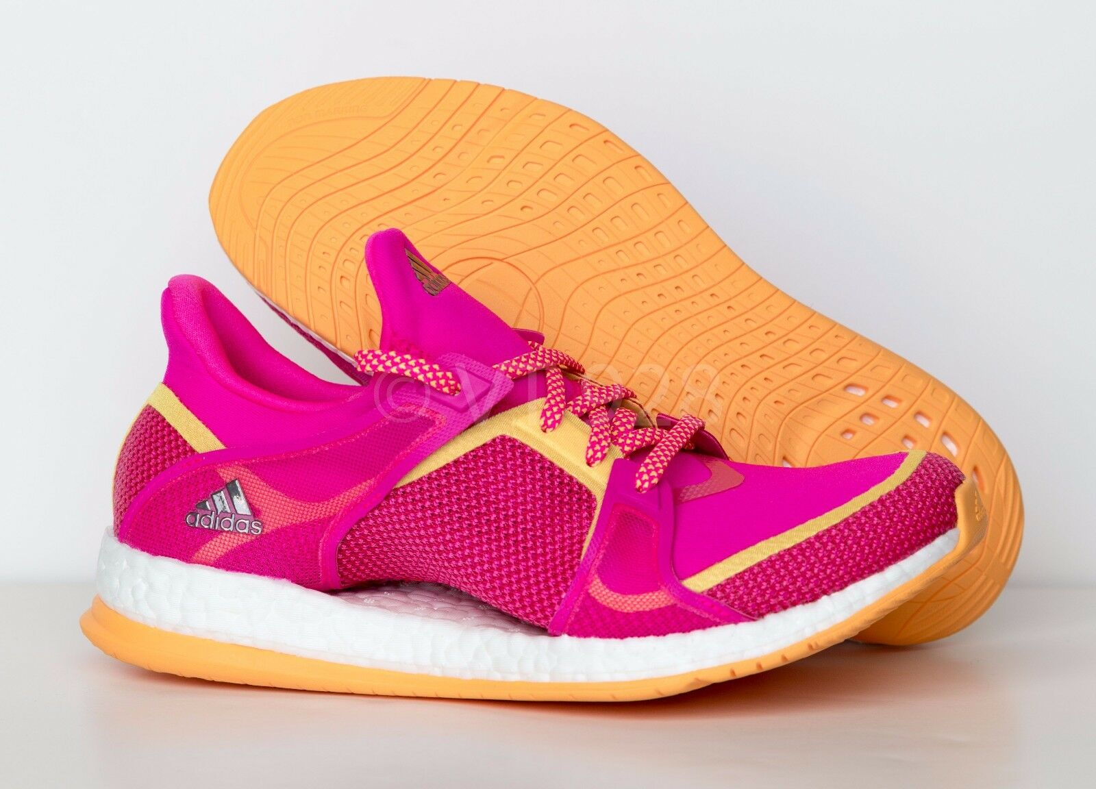 NEW ADIDAS PURE BOOST X WOMEN'S RUNNING SHOES ALL SIZES AQ172