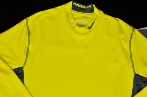 Fit Nwt New Pro Dri Gris ajusté Pro T Nike XL 88691219666624 Gris shirt Jaune Xlarge Performance FAOxqnf