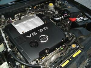 JDM Nissan Maxima Engine Motor VQ35DE VQ35 V6 Low Mileage From Japan 2003 2004 2005 2006 2007 Canada Preview