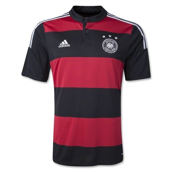 ADIDAS DFB TO JSY T-SHIRT SELECTION GERMANY DEUTSCHLAND HEMD WORLD 2014 AWAY