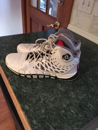 11 Und Basketballschuhe Weiß Grau Größe Adidas Herren ORXq0xw4t4