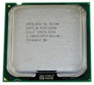Intel-Pentium-Dual-Core-E6700-CPU-Procesador-socket-LGA-775-Impecable