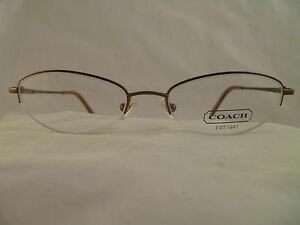 ed44a78303 Coach Rimless Eyeglasses