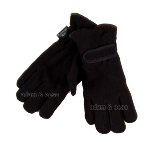 Ladies Warm Winter Gloves With Thermal Insulated Heat Retaining Fleece