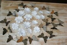 Pandora Jewelry Huge Lot Counter Display Butterfly Flower Feature Wall Rare