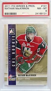 2011-12-ITG-Heroes-amp-Prospects-Nathan-MacKinnon-101-In-The-Game-H-amp-P-11-12-PSA-8