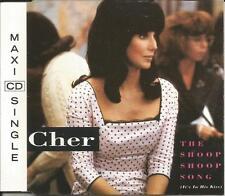 CHER the Shoop Song 3TRX w/ We all sleep w/ BON JOVI CD Single SEALED USA seller