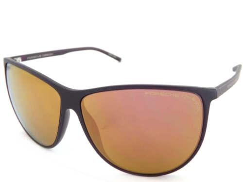 C design scuro da sole Lente P8601 donna a da rosa Porsche di Occhiali viola specchio 0ng6Rtxwn4