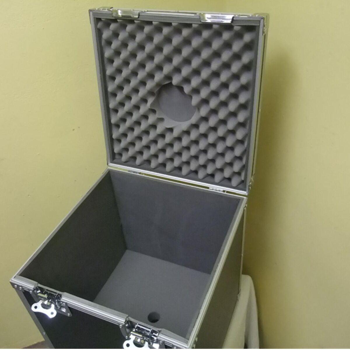 40 cm Transportcase für Spiegelkugel PROFI Spiegelkugelcase Discokugel-Case 40cm