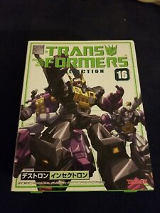 Takara-Transformers-Collection-No-16-Insecticons-Insectron-NEW-Sealed-box