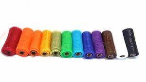 6-inch-x-10-Yards-9-Metres-YYCRAF-Metallic-Deco-Poly-Mesh-Ribbon-U-PICK