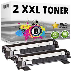 2x-xxl-Cartouche-de-toner-pour-brother-tn1050-dcp1510-dcp1512-dcp1610w-dcp1612-hl1110