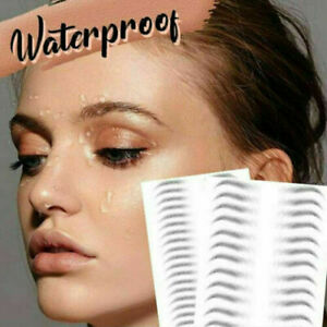 11x-3D-Hair-like-Stick-On-Authentic-Eyebrows-Waterproof-Eyebrow-Tattoo-Sticker