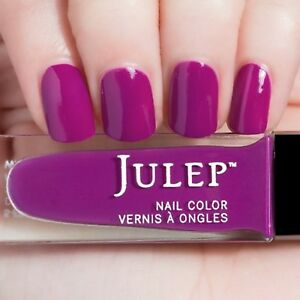 Image Is Loading Julep Kaitlyn Nail Color Treat Berry Pie Cream