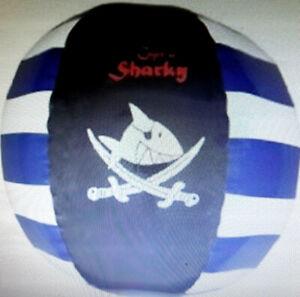 Spiegelburg Coppenrath Wasserball Capt/'n Sharky Hai NEU+++OVP