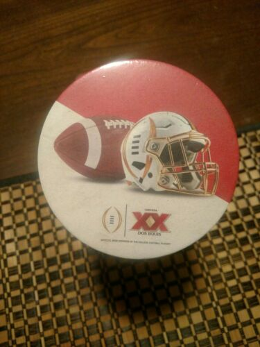 Sleeve Of 100 Dos Equis College Football Coasters Brand New.