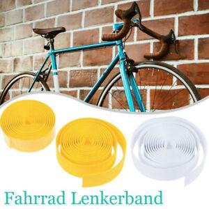 2 Pcs Lenkerband Bar Tape Sports Rennrad Fahrrad Fleck Kork GrifLenkerband Wrap