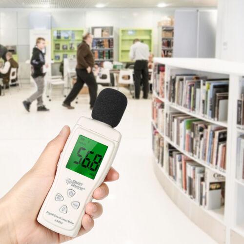30~130dBA Digital Sound Pressure tester Level Meter Noise Decibel Measurement