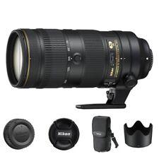Nikon Nikkor AF-S 70-200mm f2.8E FL ED VR Lens