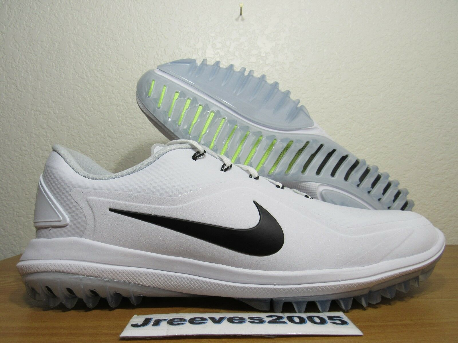 Nike lunar kontrolle vapor 2 sz golfschuhe sz 2 12 100% authentische e 899633 100 8f99e7