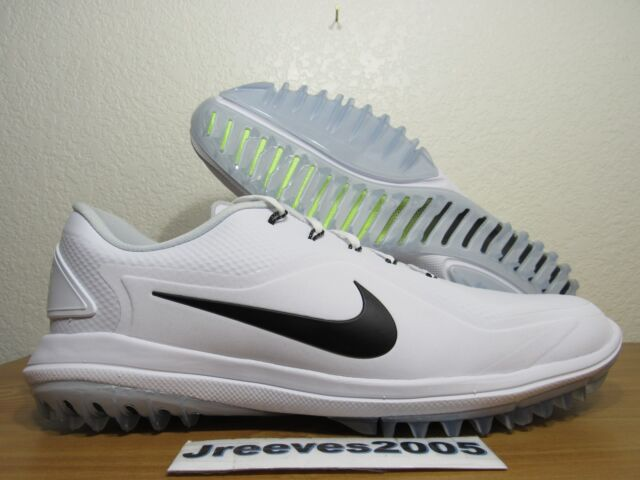 e97bd35861f977 Nike Lunar Control Vapor 2 Golf Shoes Sz 12 100% Authentic White 899633 100